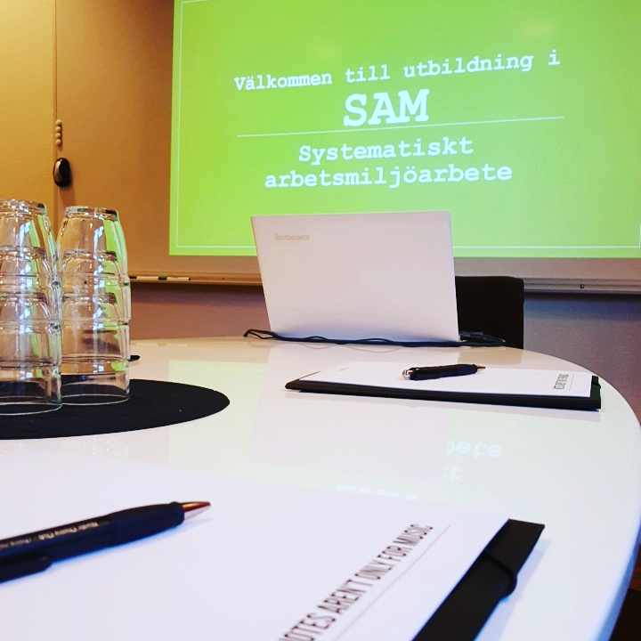SAM - Systematiskt Arbetsmiljöarbete