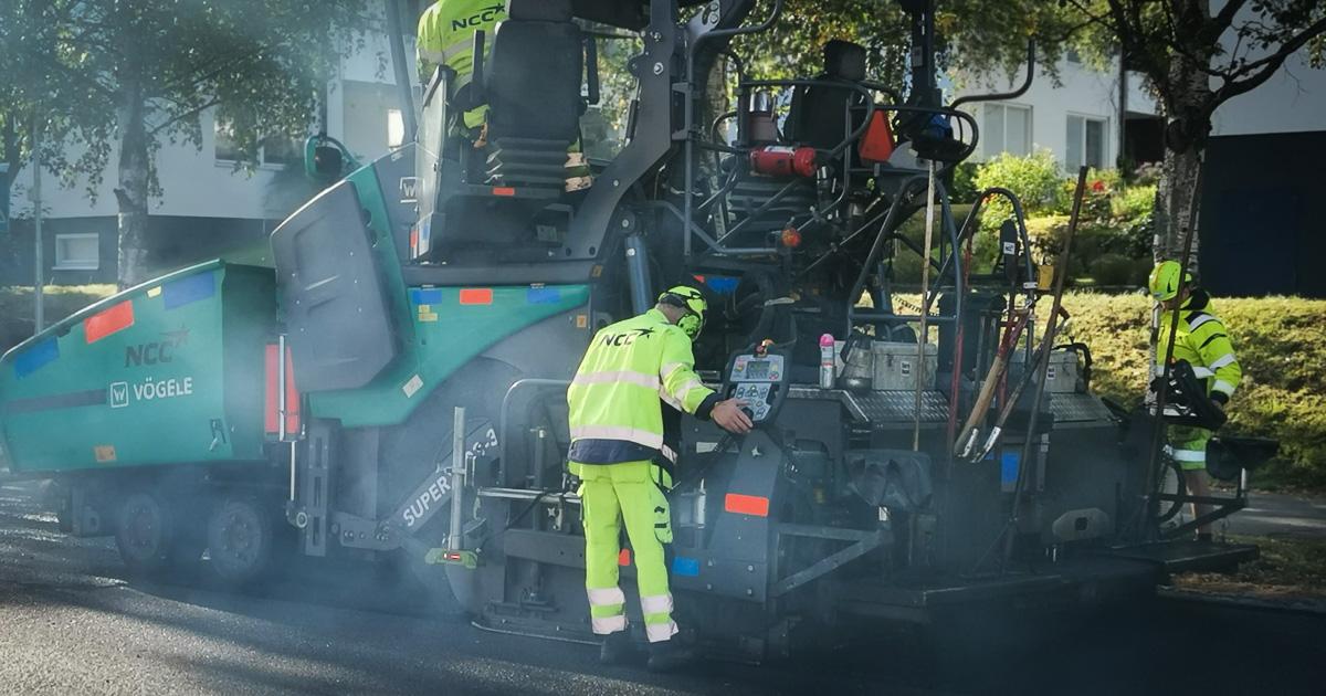Arbete på Väg (APV) - Utbildning om säkerhet och arbetsmiljö på väg