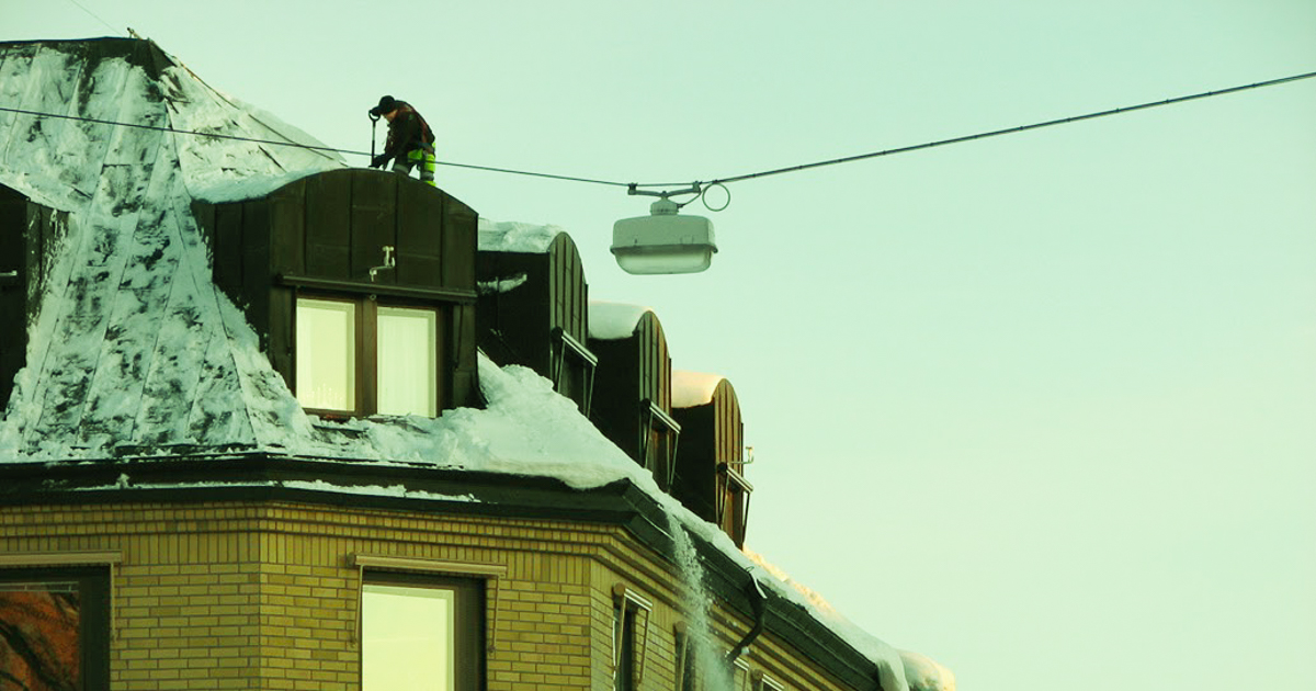Skotta Säkert - Utbildning för säkrare snöskottning