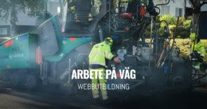 Webbutbildning - Arbete på Väg (APV)